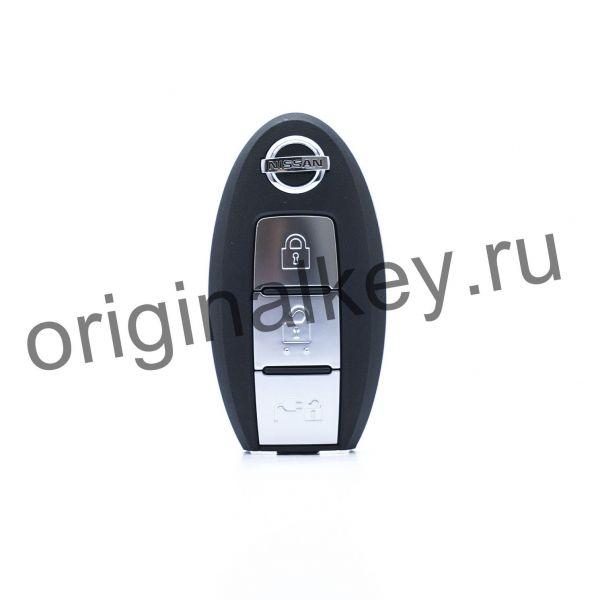 Ключ для Nissan Leaf 2010-, PCF7952