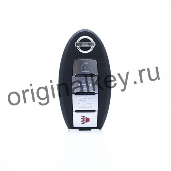 Ключ для Nissan Leaf 2018-, Hitag AES