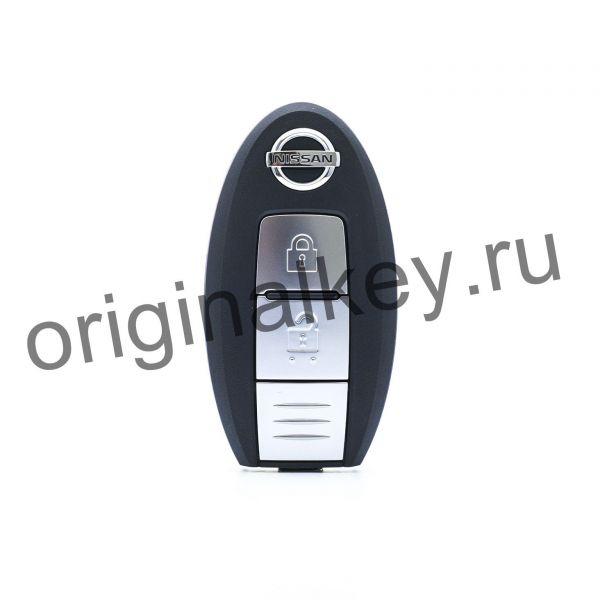 Ключ для Nissan March 2010-, PCF7952