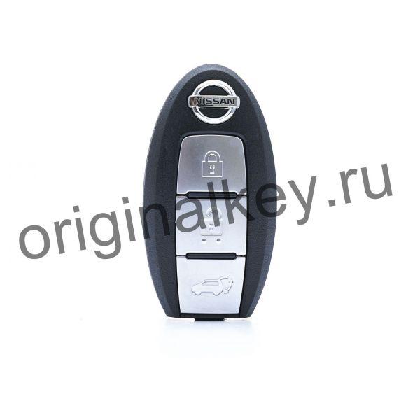 Ключ для Nissan Pathfinder 2015-, HITAG AES