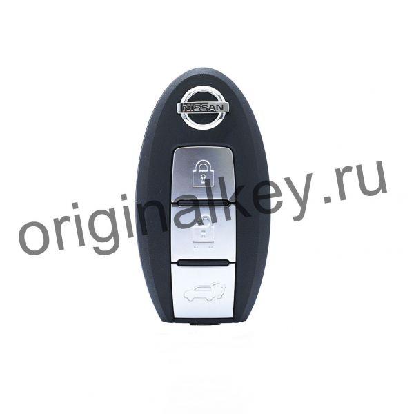 Ключ для Nissan Patrol 2010-, PCF7952