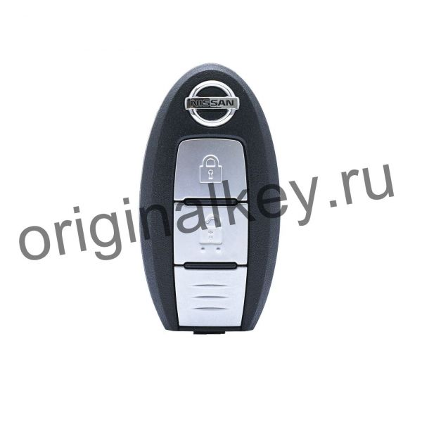 Kлюч для Nissan Qashqai 2013-, Pulsar 2014-, HITAG AES