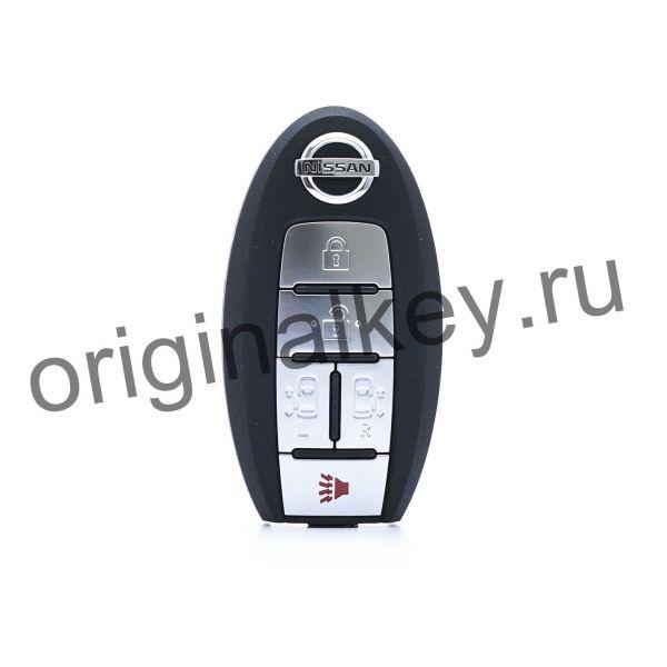 Ключ для Nissan Quest (E52) с 2010 года, PCF7952
