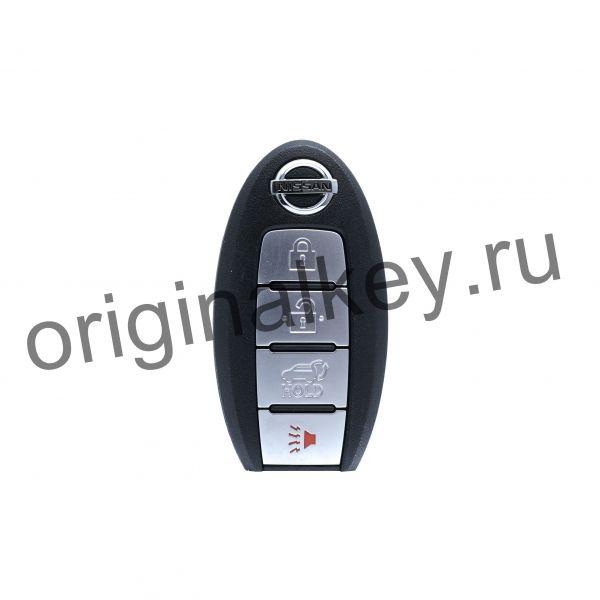 Ключ для Nissan Rogue 2013-, TRUNK, HITAG AES