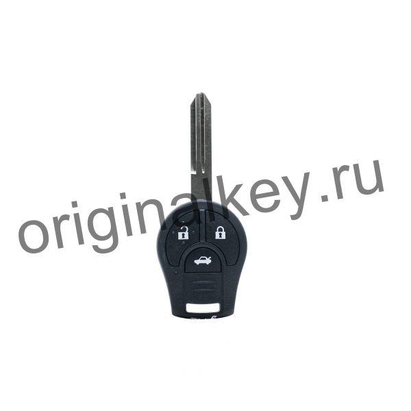Ключ для Nissan Sentra 2014-, PCF7936