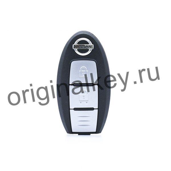 Ключ для Nissan X-Trail 2014-, HITAG AES