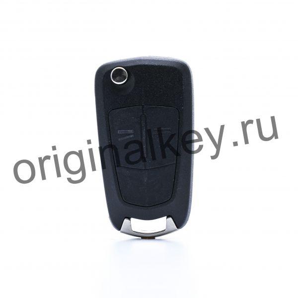 Ключ для Opel Astra H, Opel Zafira B, 433Mhz