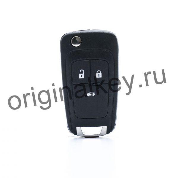 Ключ для Opel Astra J 2010-, 433 Mhz