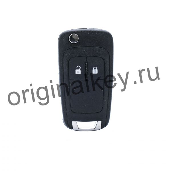 Ключ для Opel Astra J с 2010 года, Opel Zafira C с 2012 года, 433Mhz