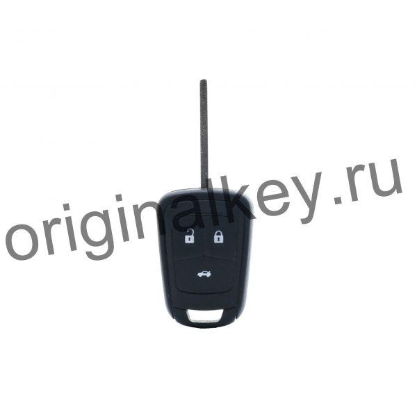 Ключ для Opel Astra J с 2011 года, 433Mhz