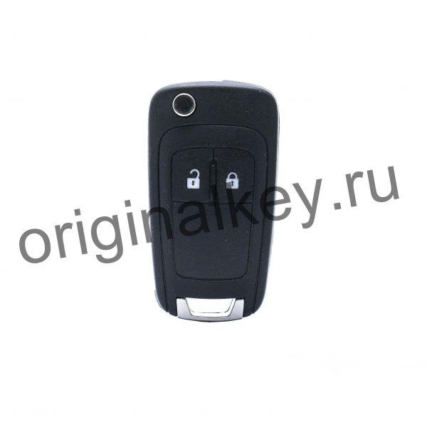 Ключ для Opel Meriva B с 2010 года, PCF7941
