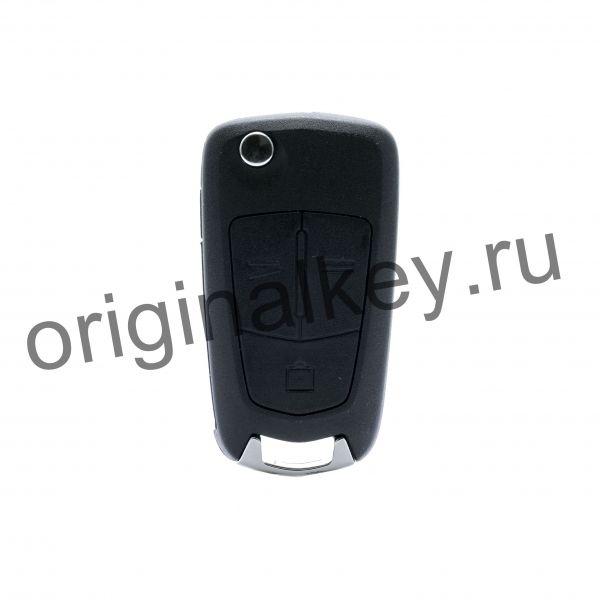 Ключ для Opel Vectra C, 433 Mhz
