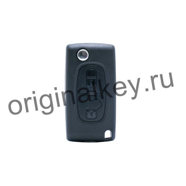 Ключ для Peugeot 207, 307 2004-, 308 до 2008, PCF7961, HU83