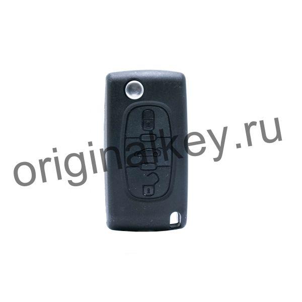 Ключ для Peugeot 407 2008-2010, PCF7941, VA2