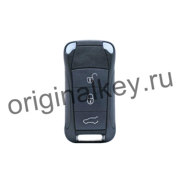 Ключ для Porsche Cayenne 2003-2010, 315 Mhz, PCF7943, Keyless Go