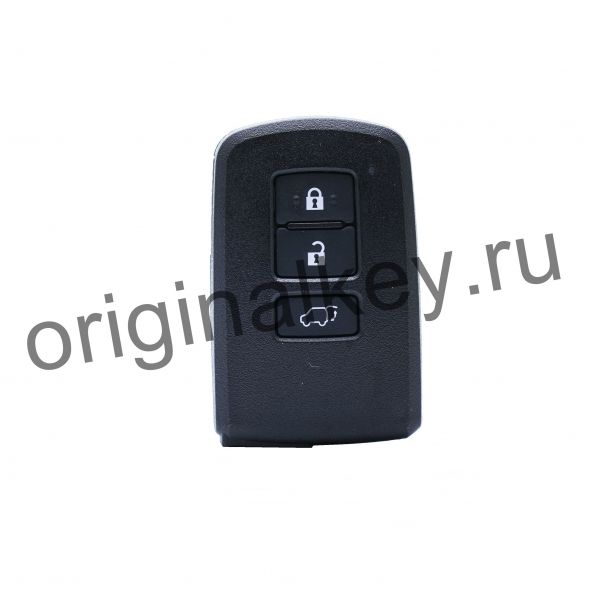 Ключ для Toyota RAV4 2012-, MDL BA2EQ