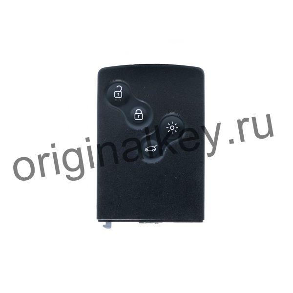 Ключ для Renault Koleos, 433 Mhz, PCF7952