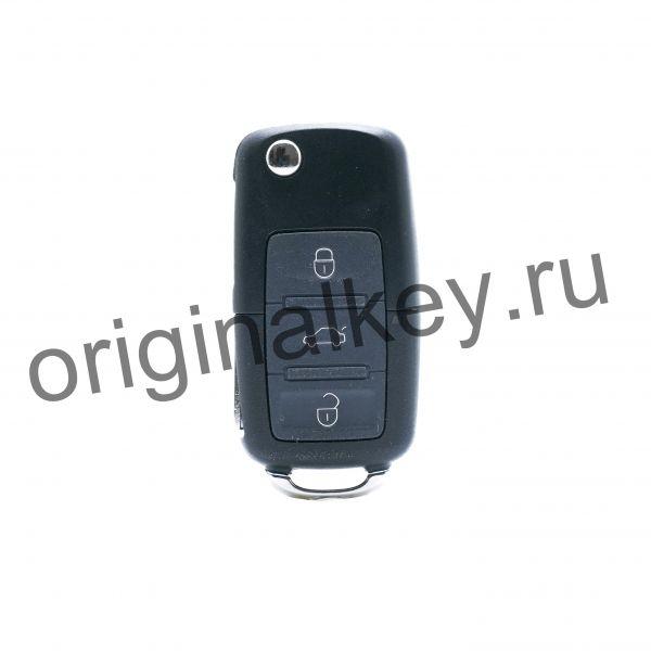 Ключ для Skoda Octavia 2004-2008, 433 Mhz