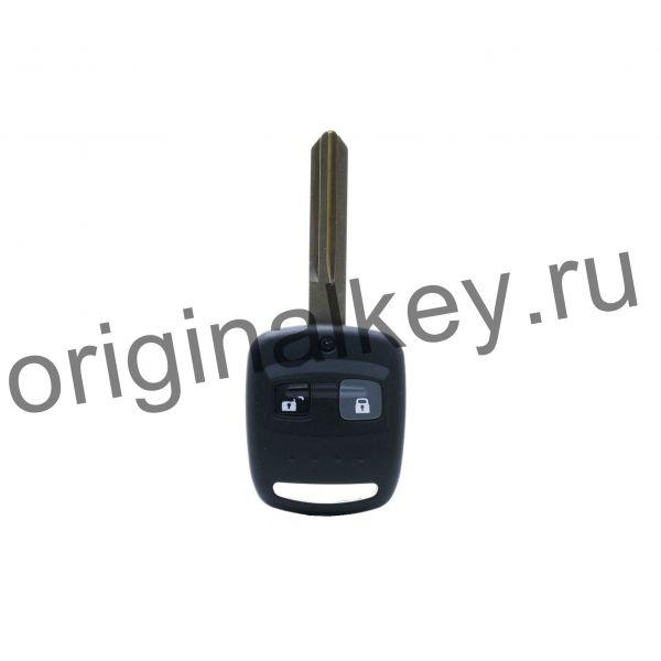 Ключ для Subaru Forester 2002-2007, Impreza 2002-2007, Legacy 2002-2003