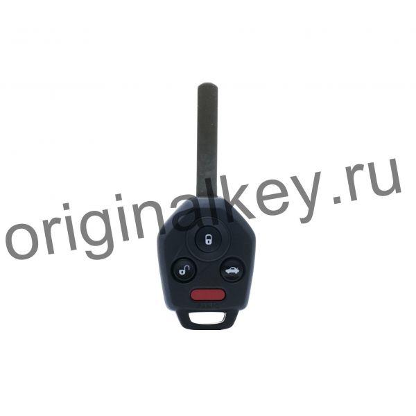 Ключ для Subaru Legacy 2011-2014, Америка