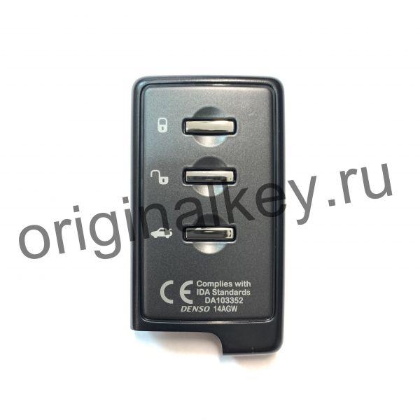 Ключ для Subaru Legacy (B14) 2012-2014
