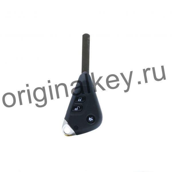 Ключ для Subaru Legacy 2005-2009, Impreza 2007-2009