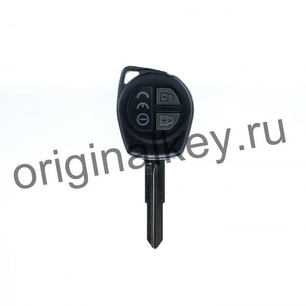 Ключ для Suzuki Ignis 2004-2008, Jimny 2005-2012, 433 Mhz