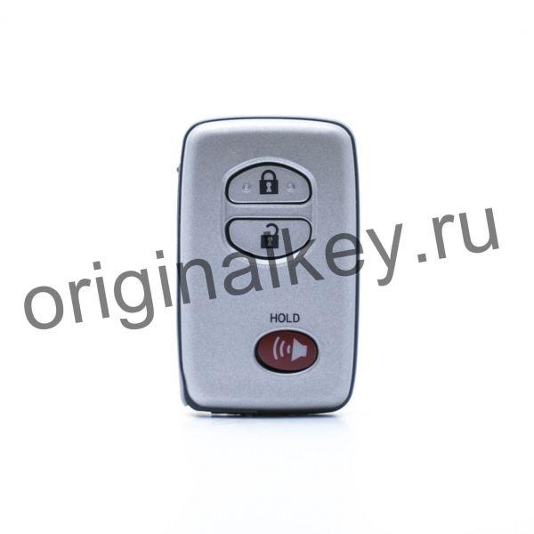 Ключ для Toyota 4Runner с 2009 года