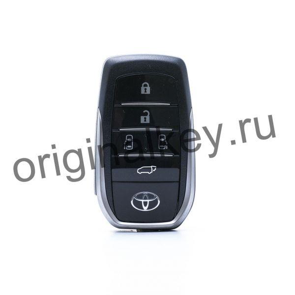 Ключ для Toyota Alphard 2015-, MDL BK1EW