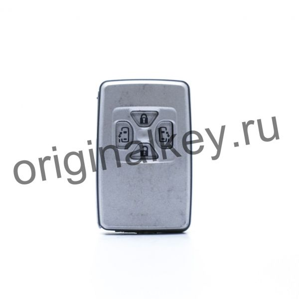 Ключ для Toyota Alphard/Vellfire/HV 2008-2010, Estima 2006-2009, Noah/Voxy 2007-2010, Isis 2009-2010