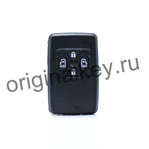 Ключ для Toyota Alphard/Vellfire/HV 2010-, Estima 2009-, Isis 2010-, Noah/Voxy 2010-