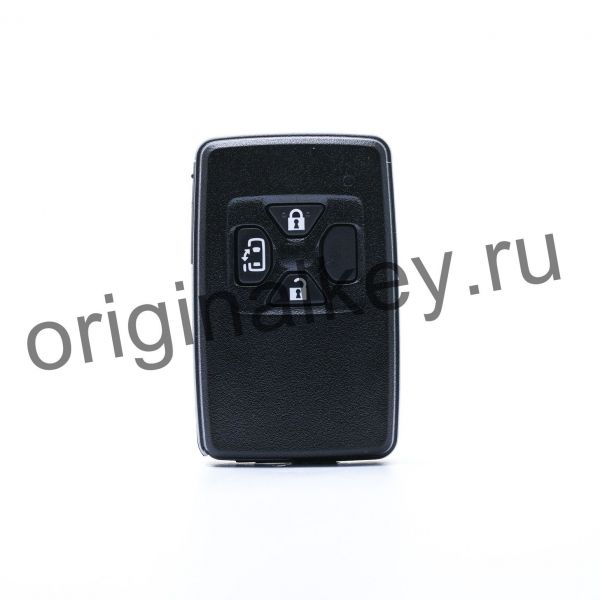 Ключ для Toyota Alphard/Vellfire/HV 2011-2015, Estima 2011-2016, ISIS 2011-, Noah/Voxy 2011-2014