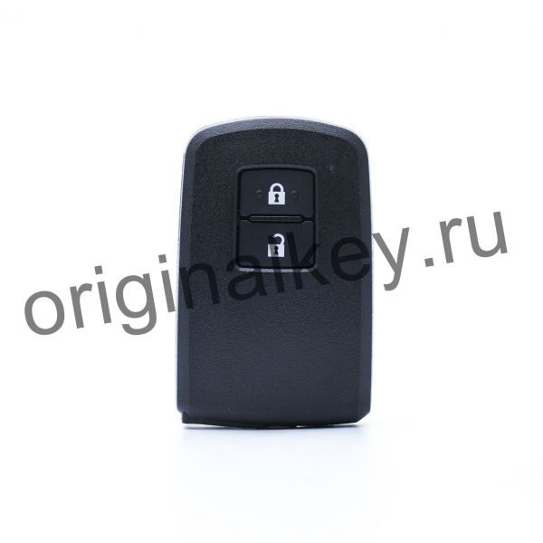 Ключ для Toyota Auris 2012-, Yaris/Hybrid 2012-, MDL BA7EQ