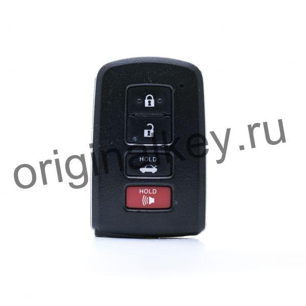 Ключ для Toyota Avalon 2012-, Camry/Hybrid 2011-, Camry/Aurion/HV 2011-