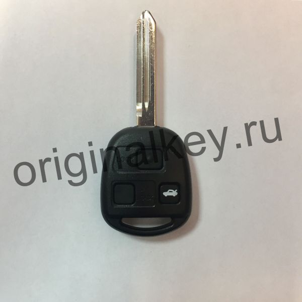 Ключ для Toyota Avensis 2003-2008