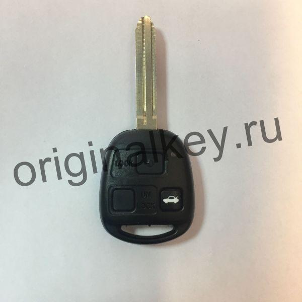 Ключ для Toyota Camry 2001-2006