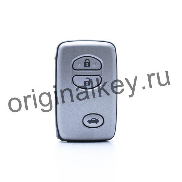 Ключ для Toyota Camry 2009, MDL B53EA