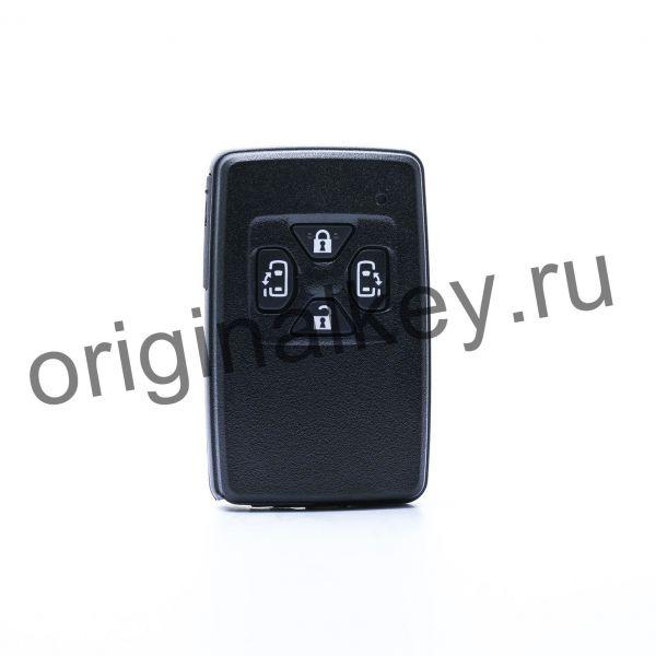 Ключ для Toyota Estima Hybrid 2011-2016 (AHR20) 2011-2016