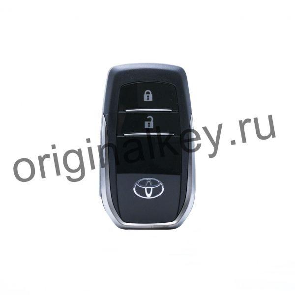 Ключ для Toyota Land Cruiser 200 2015-, MDL BJ2EW