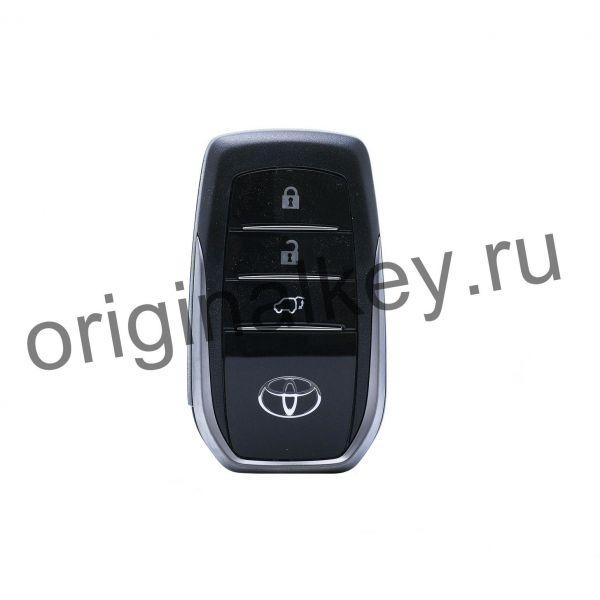 Kлюч для Toyota Land Cruiser 200 2015-, Trunk, MDL BJ2EW