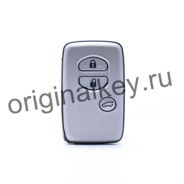Ключ для Тoyota Land Cruiser Prado (GDJ15#,GRJ15#,TRJ150) с 2009 года
