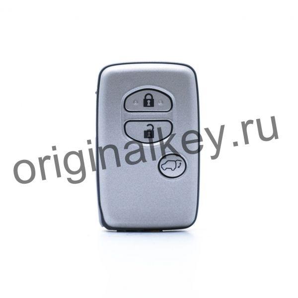 Ключ для Toyota Land Cruiser (UZJ200, URJ202) 2011-2015