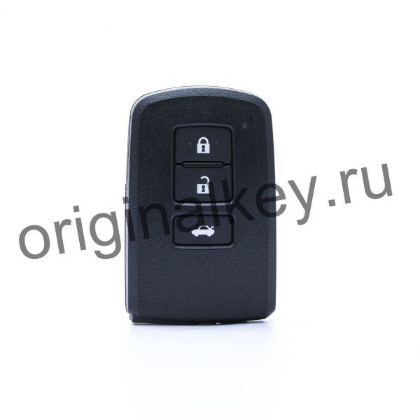 Ключ для Toyota Mirai 2015-, MDL BH1EW