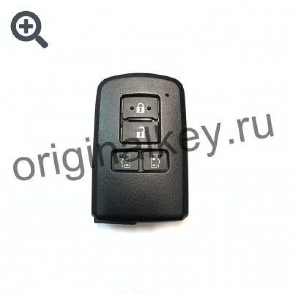 Ключ для Toyota Noah/Voxy/Esquire 2014-, Sienta 2015-