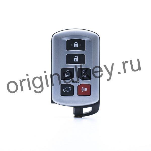 Ключ для Toyota Sienna с 2010 года