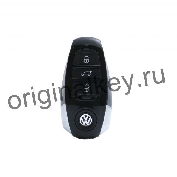 Ключ для Volkswagen Touareg 2009-, PCF7945АС, 868 Mhz