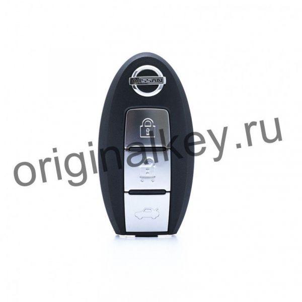 Ключ для Nissan Fuga 2009-2015, Cima 2012-, Latio 2012-, Sylphy 2012-