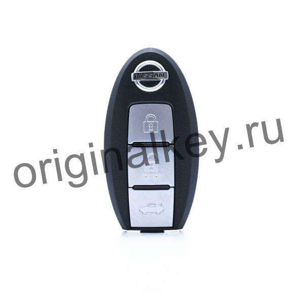 Ключ Nissan Teana (J32) 2010-2013, Япония, PCF7952