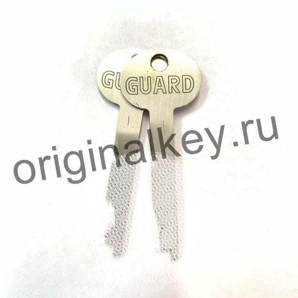 Ключи банка для депозитных замков Sargent and Greenleaf серии 4544