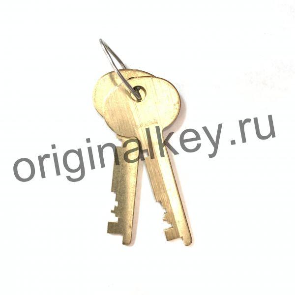 Ключи клиента для депозитного замка Sargent and Greenleaf серии 4544.